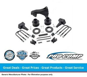 Pro Comp 2 5 Inch Leveling Nitro Lift Kit For 2011 2016 Ford Superduty F350 4wd