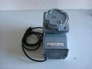 Gast Doa p135 aa Compact Vacuum Pump System 115 V 4 2a Great Working