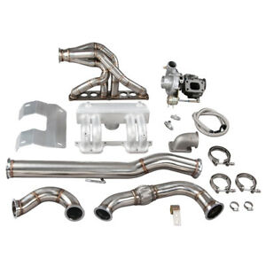 Cx Turbo Intake Manifold Downpipe Kit For Land Rover Defender 90 110 2 5l Diesel