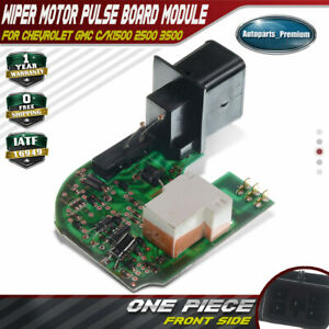 Wiper Motor Pulse Module Board 906 136 For Chevy Gmc Pontiac 12367224 12463090