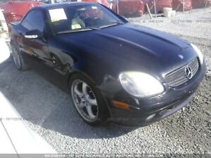 115k Mile Mercedes Slk Manual Mt Transmission Slk320 03 04 Oem