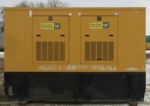 200 Kw Olympian Perkins Diesel Generator Genset Load Bank Tested