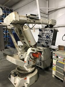 Abb Irb6400 M98 Robot With Controller Dr 163m No Cables