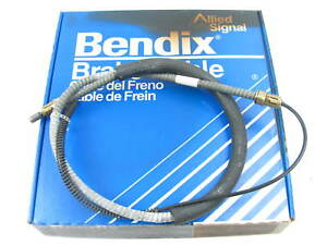 Bendix C1343 Parking Brake Cable Rear Right Fits 1982 88 Pontiac Firebird Camaro