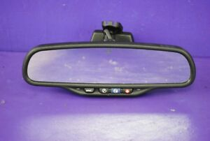 05 09 Cadillac Sts Cts Onstar Auto Dimming Rear View Mirror Gntx 511 25846037