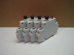 E t a Magnetic Circuit Breaker Ac250v Dc65v set Of Four