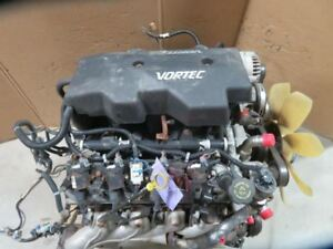 5 3 Liter Engine Motor Ls Swap Dropout Chevy Lm7 144k Complete Drop Out
