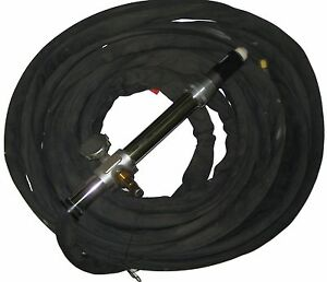 Thermal Arc Pcm 52 Torch W 50ft Leads No Ts22879 Great Price