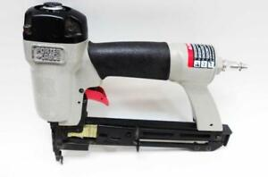 Porter Cable Ns 100a 18 Gauge 1 4 Narrow Crown Pneumatic Stapler Note