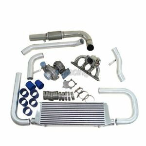 Cxracing Turbo Kit For Honda Civic Integra With D15 D16 D Series Engine