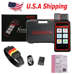 Usa Ship Launch X431 Diagun Iv Diagnostic Tool Code Scanner 2 Year Free