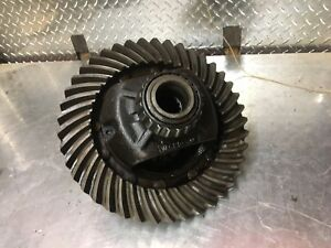 Massey Harris 22 Mh Tractor Transmission Ring Pinion Drive Gear