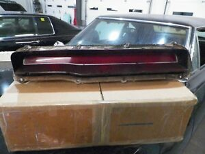 Super Nice Clean 1969 70 Dodge Charger Tail Light R t With Housing