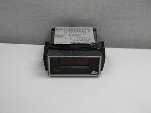 Used Red Lion Controls Model Aplid Current Meter