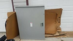 Milbank Electrical Cabinet New Never Used 48 X 36 X 11 Steel