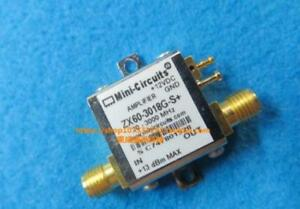 1pc New Mini circuits Zx60 3018g s 20 3000mhz Amplifier