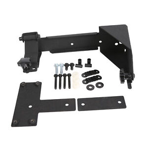 Rear Hi Lift Jack Mount Holder Bracket For Jeep Wrangler 2007 2018