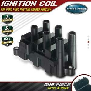 Ignition Coil Pack For Ford E 150 F 150 Mustang Ranger Mercury Mazda E260 5c1124
