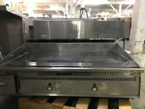 Keating Miraclean Gas Griddle