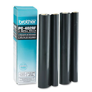 Pc402rf Thermal Transfer Refill Roll Black 2 pk