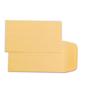 Kraft Coin Small Parts Envelope 1 Square Flap Gummed Closure 2 25 X 3 5