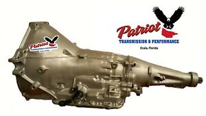 Ford Automatic Transmission C6 Stage 2 High Performance Race 2wd
