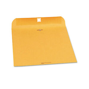 Clasp Envelope 9 X 12 28lb Brown Kraft 250 carton
