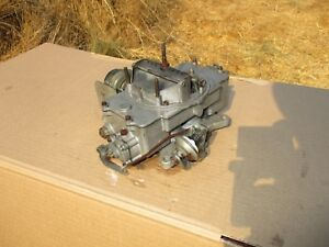 1960 Ford 352 Carb Carburetor C0ae 9510 Autolite 4100 1 12