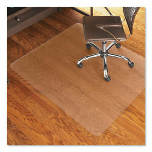 Economy Series Chair Mat For Hard Floors 46 X 60 Clear