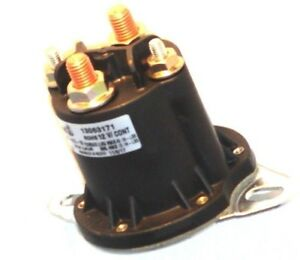 Solenoid Snow Plow 12v 150amp Continuous Duty Western 56131k 1 Part 1306317