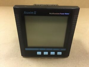 Accuenergy Acuvim Iir d 5a p1 Lcd Display Intelligent Power Meter W datalogging