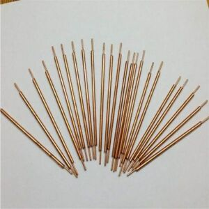 Electrodes For 18650 Welder Touch Welding Needle Alumina Copper Electrode 10 Pc