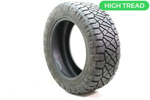 Used Lt 33x11 5r20 Nitto Ridge Grappler 118q 14 5 32