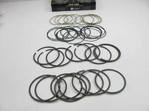 Sealed Power E 590k Engine Piston Rings Standard 1980 81 Buick Pontiac 301 V8