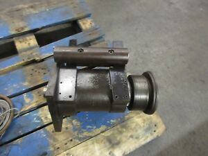Emcoturn 342 Emco Turn Cnc Lathe Spindle Assembly Head Stock Cartrdige