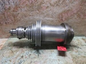 Star Sh 12 Cnc Lathe Head Z Axis Spindle Cartridge Assembly Unit