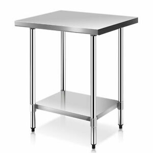 24 X 30 Stainless Steel Work Prep Table Kitchen Restaurant Commercial New