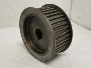 175141 Old stock Gates 14m30s68 1 1 2 Gear Belt Pulley 68 Teeth 1 1 2 Bore