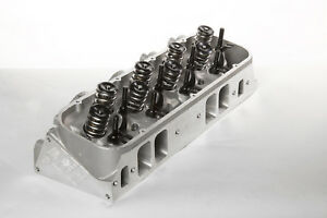 Air Flow Research 2020 Ti Bbc 385 Cc Assm Magnum Comp Cylinder Head 2 Pc