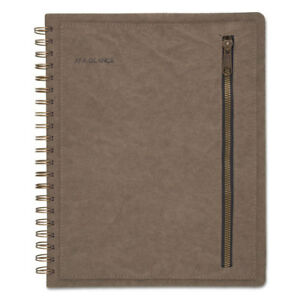 Signature Collection Distressed Green Monthly Planner 8 3 8 X 11 Green 2019