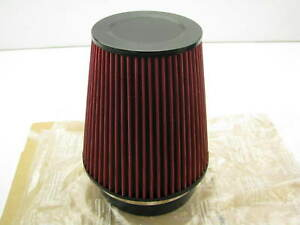 Spectre Hpr9891 Red Washable Universal Performance Air Filter 6 Id X 8 5 H