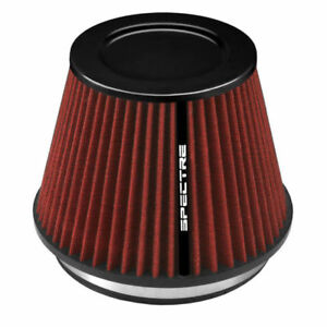 Spectre Hpr9886 Red Washable Universal Performance Air Filter 6 Id X 6 219 H