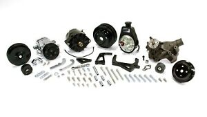 March Performance 21690 08 Small Block Chevy Sport Track Pulley Kit