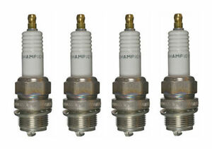 Champion 569 W14 Industrial Spark Plug Pack Of 4