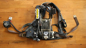 Used Scott 4 5 Ap50 Cbrn 2002 Spec Air Pack Intigrated Pass Scba Harness 29