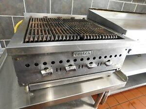 Used 24 Vulcan Commercial Gas Charbroiler Or Home Use Pickup Only Ct