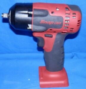 Snap on 3 8 18v Monsterlithium Impact Wrench Ct8810a Tool Only Free Shipping