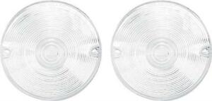 New Mopar 1968 Dart Parking Lamp Lenses