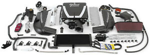 Edelbrock 1594 E Force Stage 2 Track Systems Supercharger System Fits Corvette
