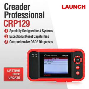 2019 New Version Launch X431 Creader Crp129 Crp129x Obd2 Scanner Auto Scan Tool